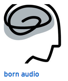 Born Audio Graphic