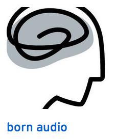Born Audio Graphic